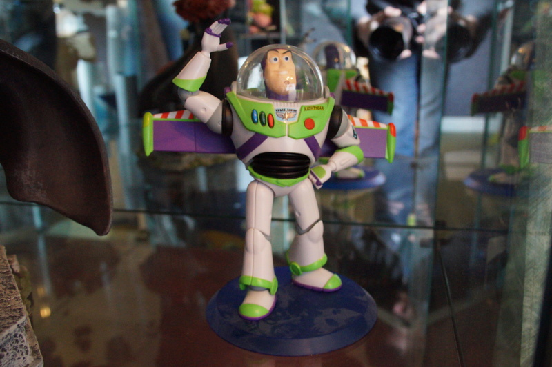 Mon musée Pixar Dsc07935