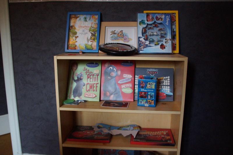 Mon musée Pixar Dsc07939
