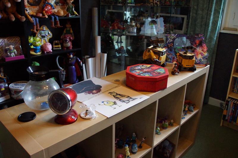Mon musée Pixar Dsc07940