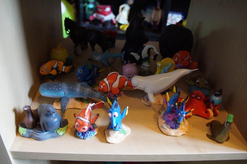 Mon musée Pixar Dsc07942