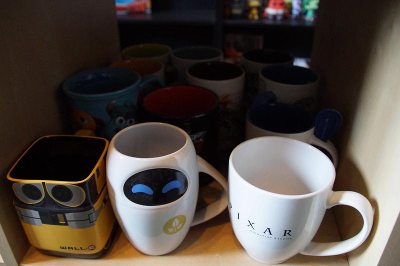 Mon musée Pixar Dsc07953