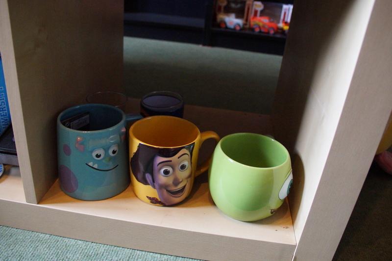 Mon musée Pixar Dsc07954