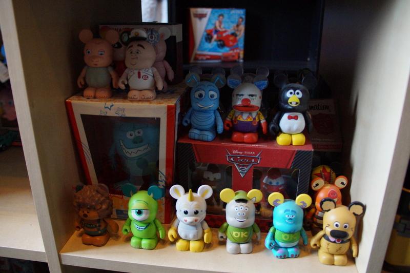 Mon musée Pixar Dsc07955