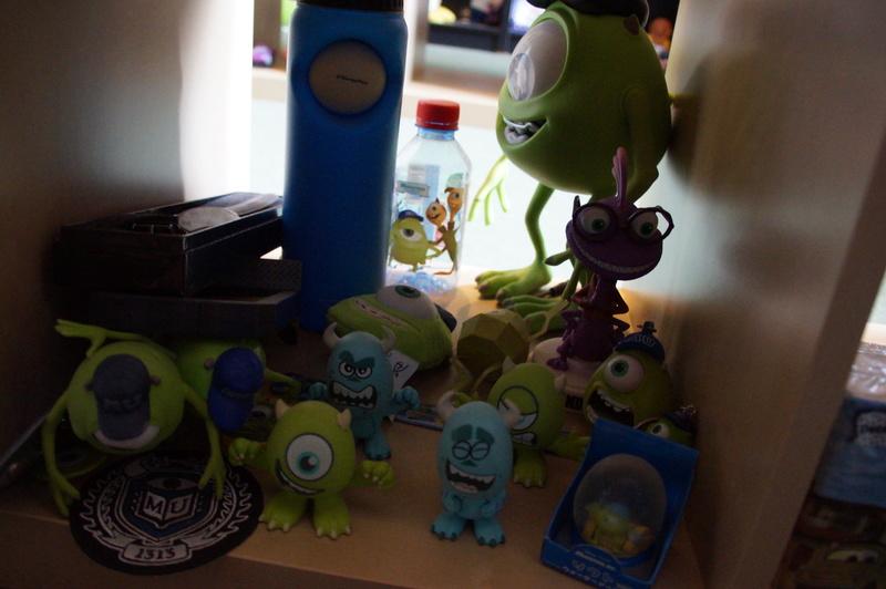 Mon musée Pixar Dsc07959