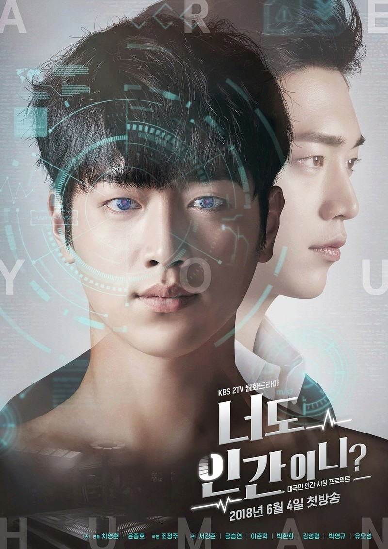Are You Human Too? (2018) Are-yo11