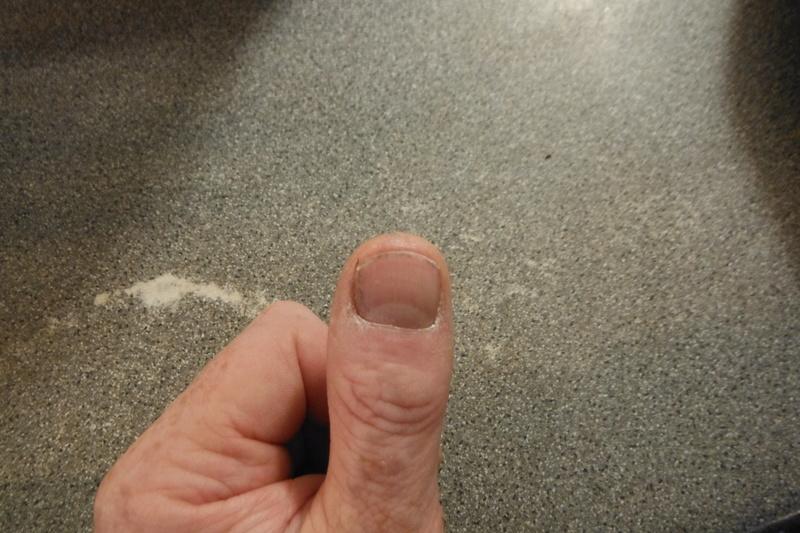 Haloween Thumb.  Dscf2710
