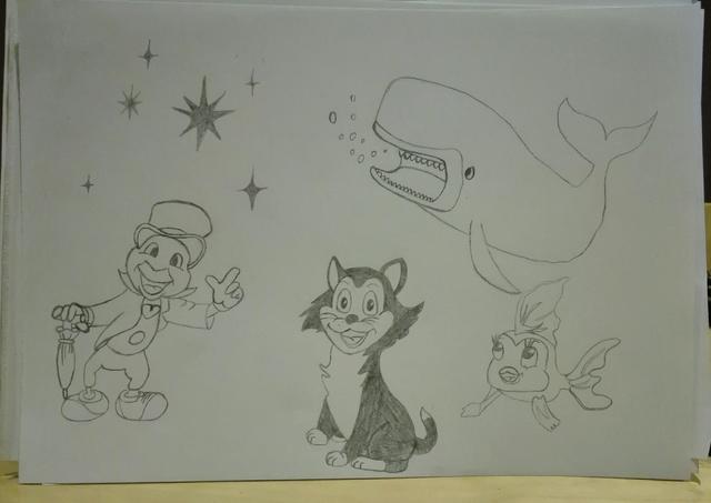 Nos dessins Disney  - Page 4 30176812