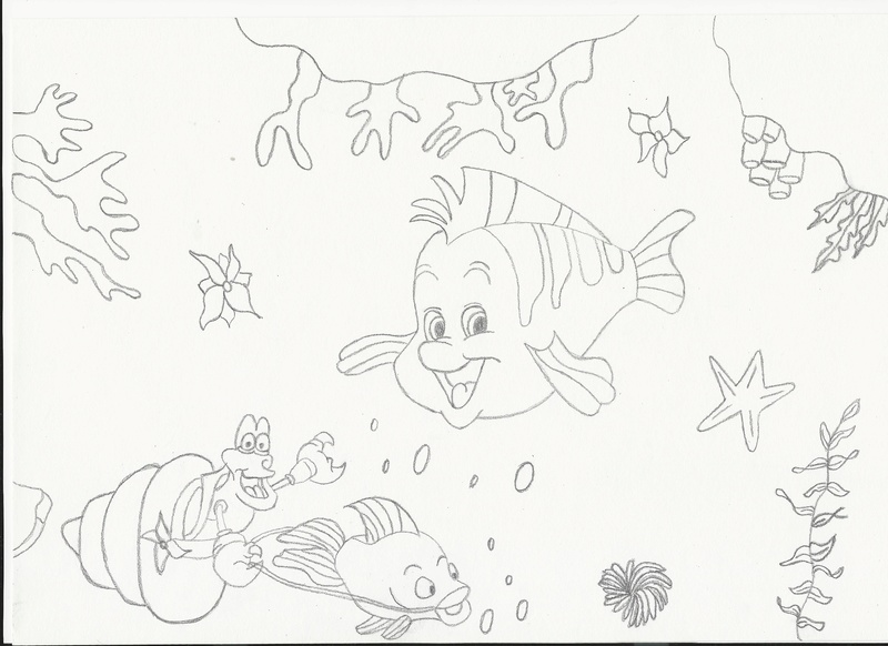 Nos dessins Disney  - Page 4 Poloch10