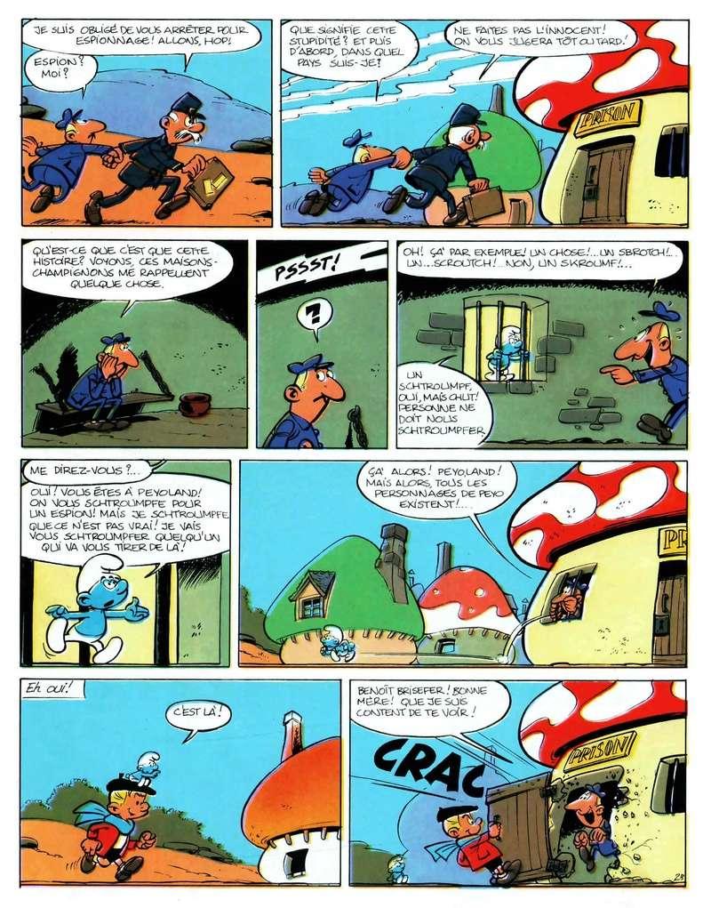 Peyo avec et sans Schtroumpfs - Page 12 0412