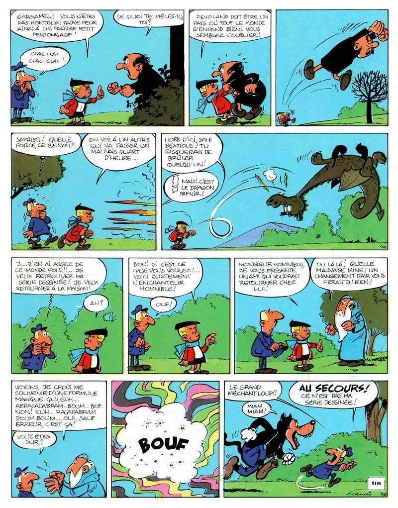 Peyo avec et sans Schtroumpfs - Page 12 0610