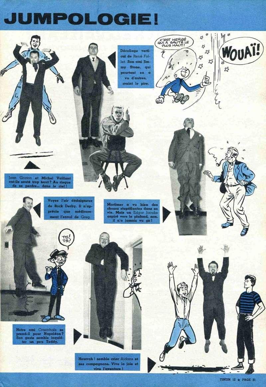 Les dessinateurs méconnus de Tintin, infos et interviews rares - Page 19 1960-110