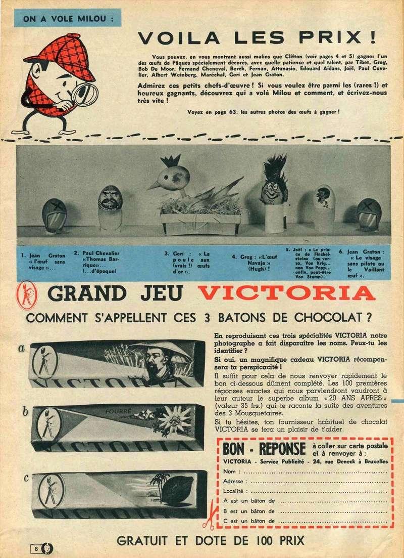 Les dessinateurs méconnus de Tintin, infos et interviews rares - Page 19 1962-111