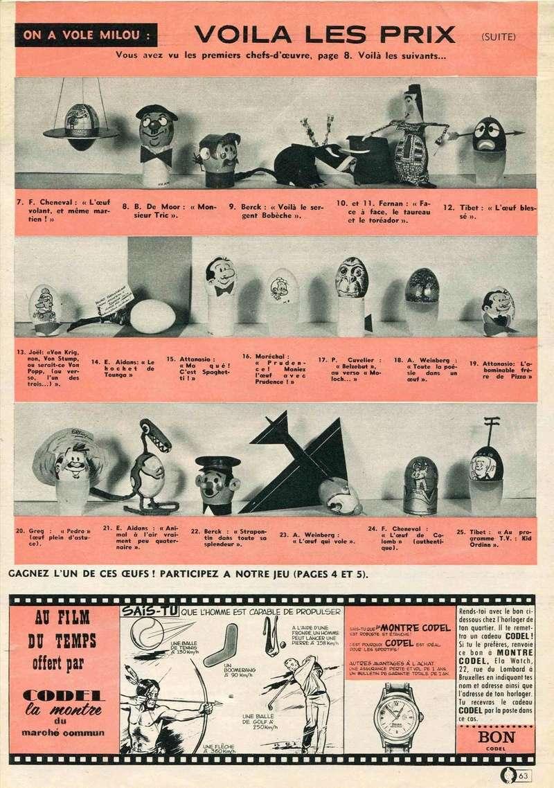 Les dessinateurs méconnus de Tintin, infos et interviews rares - Page 19 1962-112