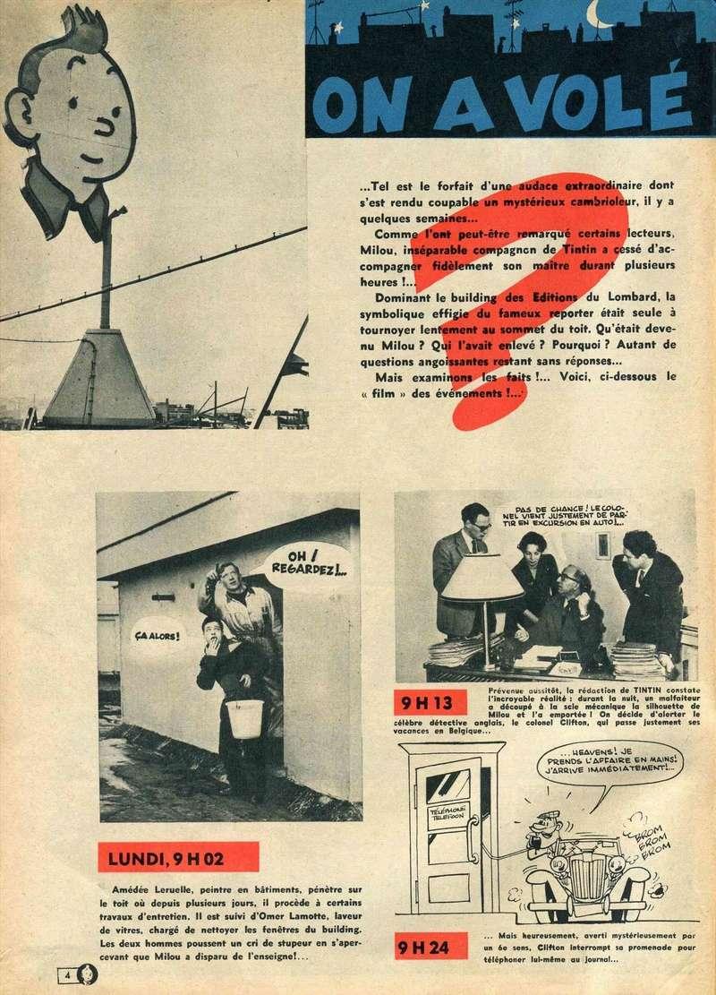 Les dessinateurs méconnus de Tintin, infos et interviews rares - Page 19 1962-113
