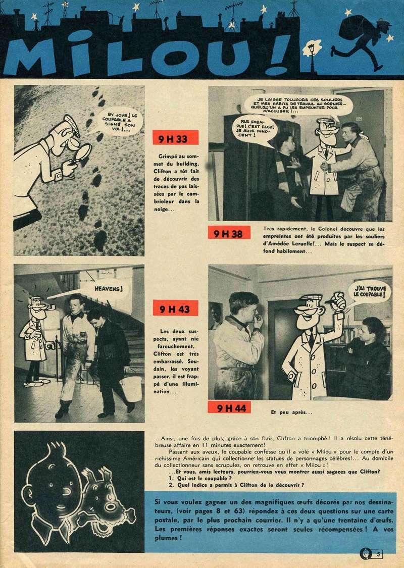 Les dessinateurs méconnus de Tintin, infos et interviews rares - Page 19 1962-114