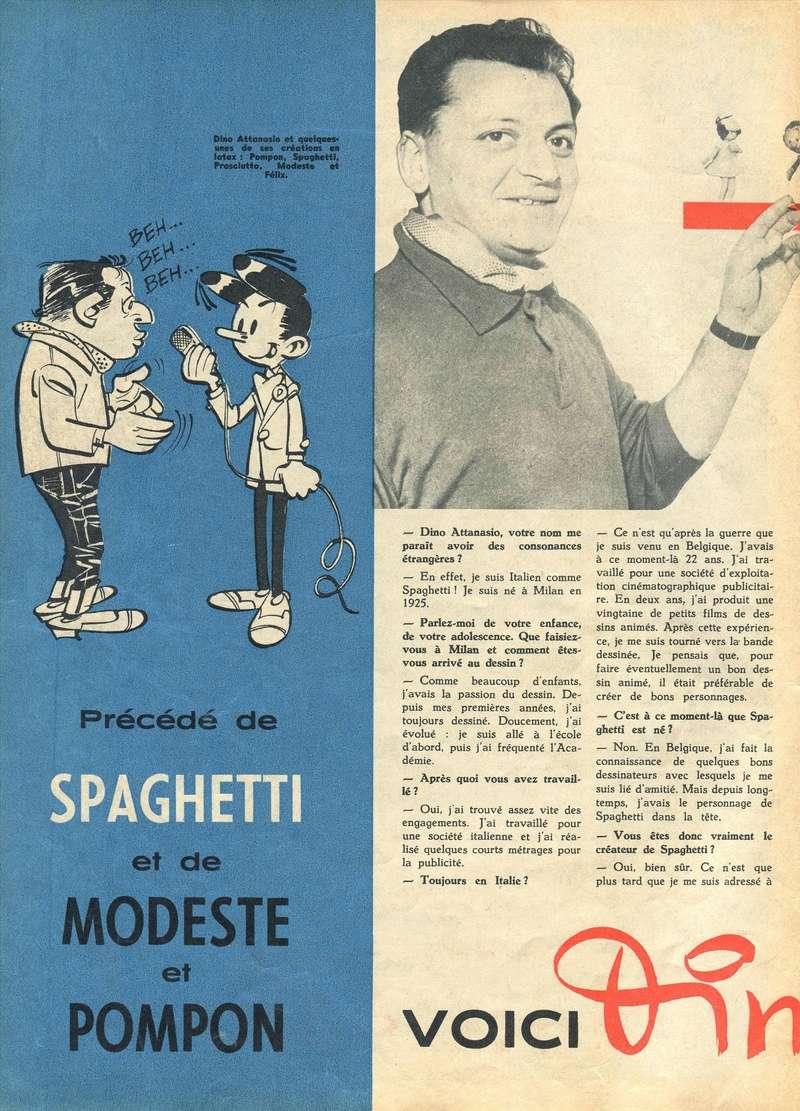 Les dessinateurs méconnus de Tintin, infos et interviews rares - Page 19 1963-112
