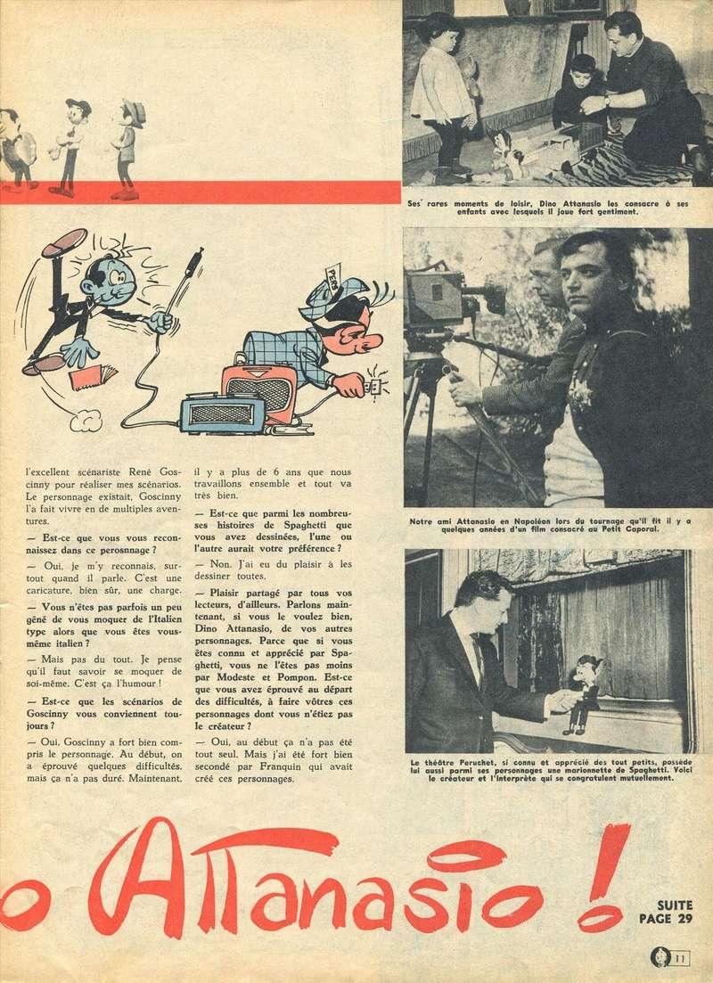 Les dessinateurs méconnus de Tintin, infos et interviews rares - Page 19 1963-113