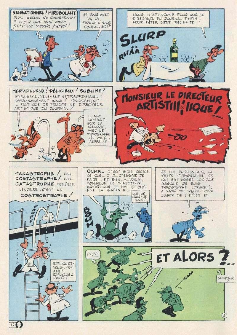 Les dessinateurs méconnus de Tintin, infos et interviews rares - Page 19 1966-311