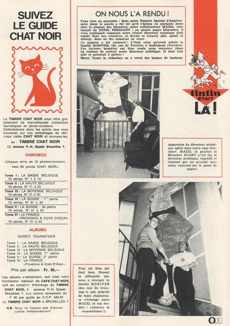 Les dessinateurs méconnus de Tintin, infos et interviews rares - Page 19 1966-410