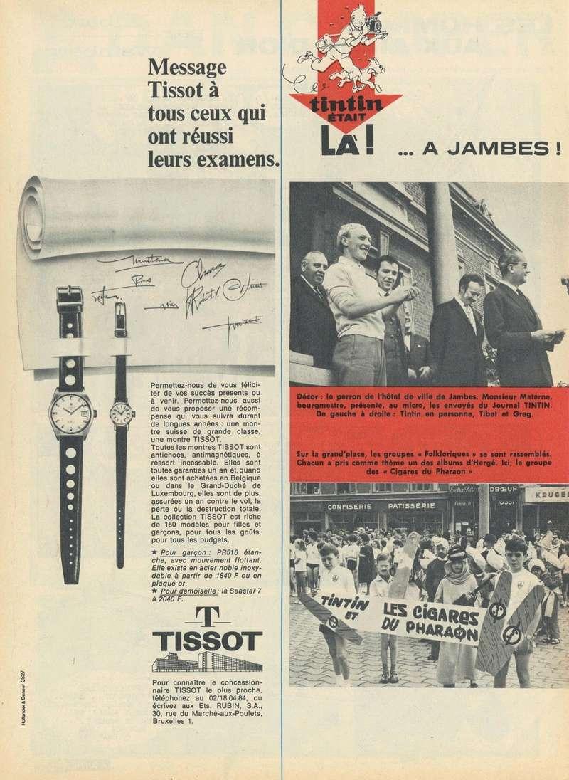 Les dessinateurs méconnus de Tintin, infos et interviews rares - Page 19 1967-216