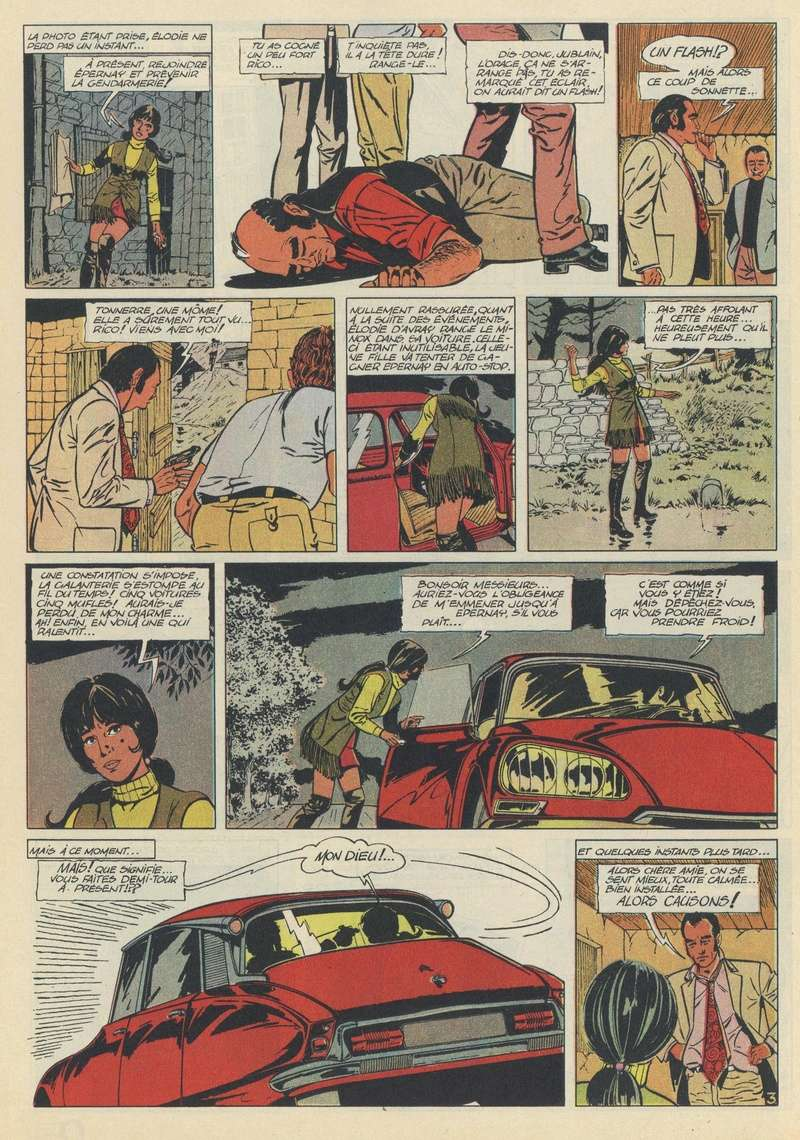 Les dessinateurs méconnus de Tintin, infos et interviews rares - Page 19 1970-213