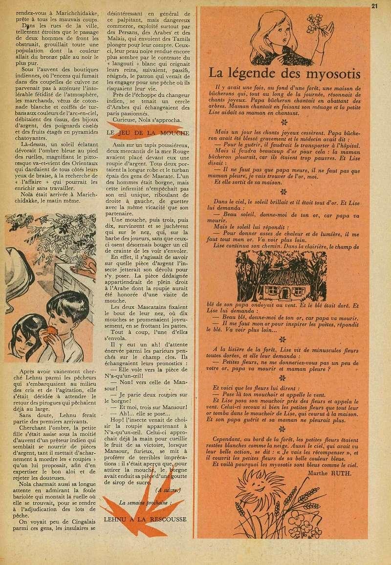 Manon Iessel - Première Française dessinatrice de bande dessinée? 2110