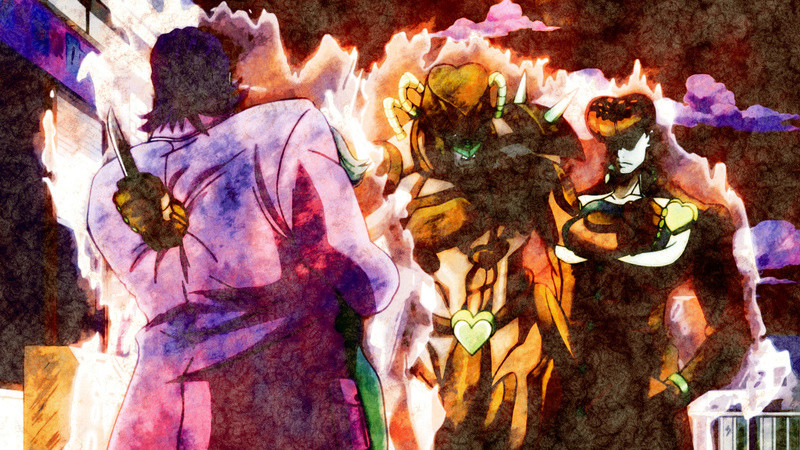 Rencontre en amont [ PV : Josuke ( + Tavius ) ] - Page 2 785111