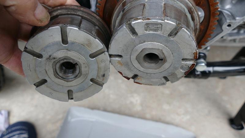 rotor alternateur Z1A P1090610
