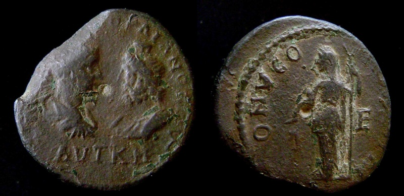 Pentassaria de Gordiano III - Marcianopolis, Moesia Inferior ??? Dionis10