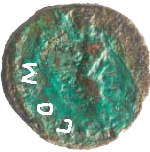Antoniniano de Tétrico I COMES AVG. Nu310r10