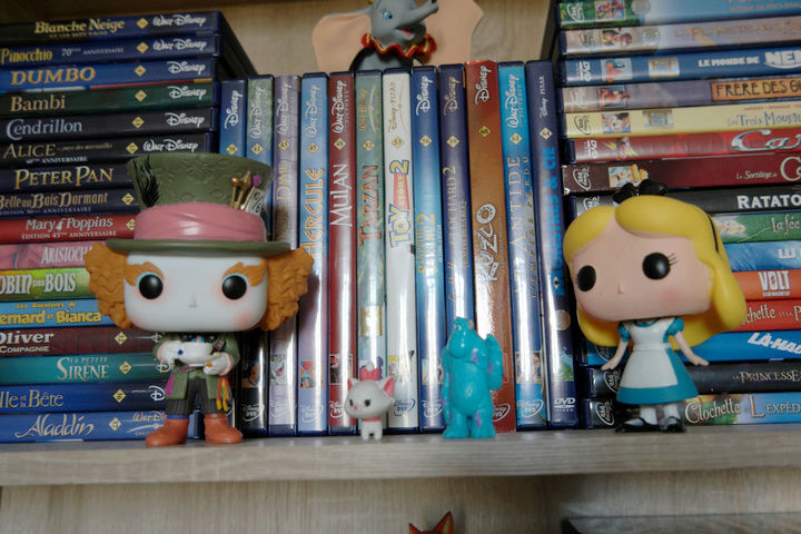 Collection Funko Sam_4110