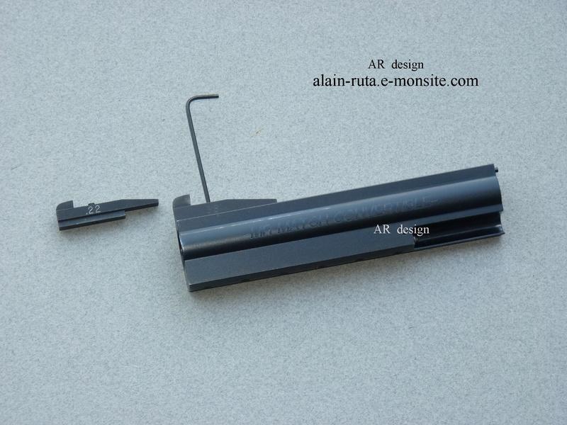 Manurhin MR Convertible 8010
