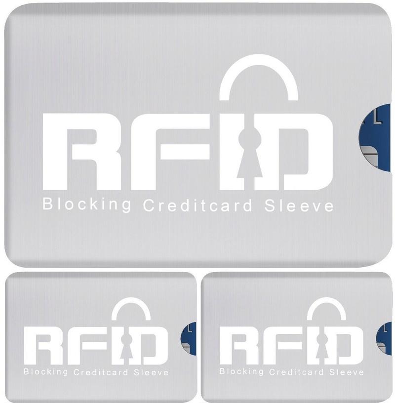 Recensione protettore RFID Rifd10