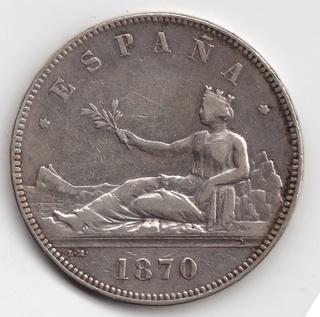 5 Pesetas 1870. Gobierno Provisional. Estrellas 18 ¿74? Escane11