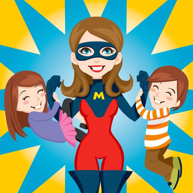 """[mékilékon] n°148 :les noms des super-héroïnes finissent toujours par """"MAN"""": wonderwoman, catwoman, maman Shutte10"""