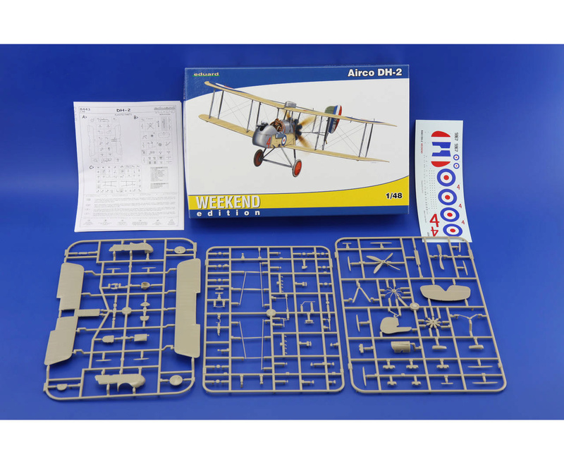 Airco de Havilland 2 1/48 ed 0010