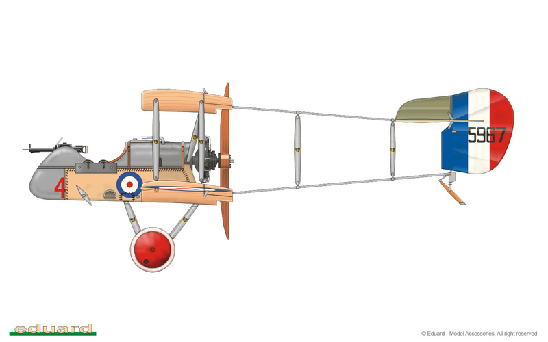 Airco de Havilland 2 1/48 ed 8443-a10