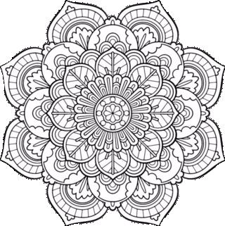 Mandala pour retrouver la paix intérieure 0e372610