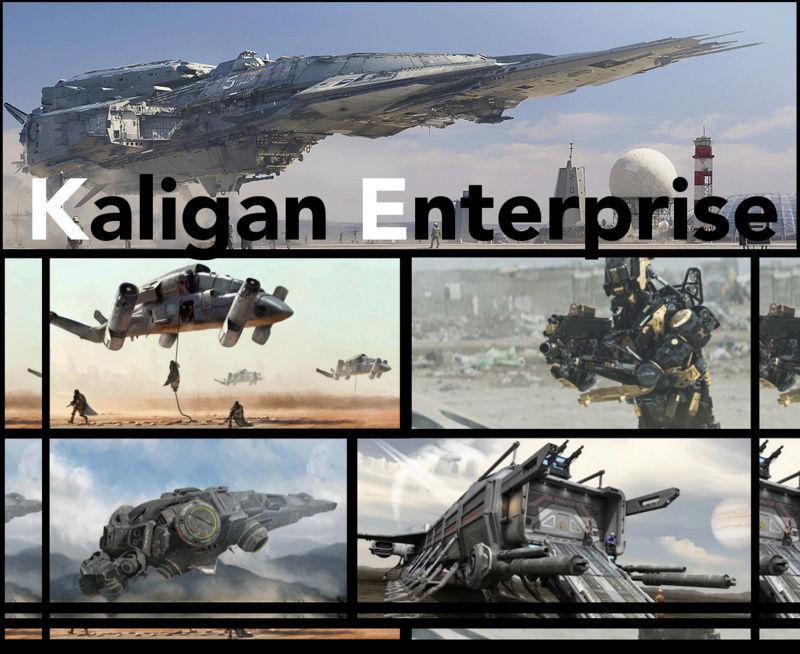 Présentation de l'Alliance Kaligan Enterprise Kaliga16
