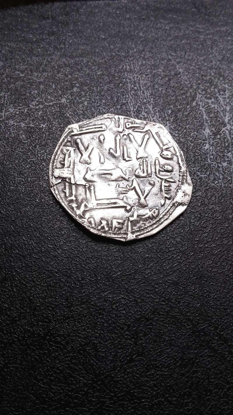 Dírham del 220 H, al-Ándalus, Abderramán II Anv_pu10