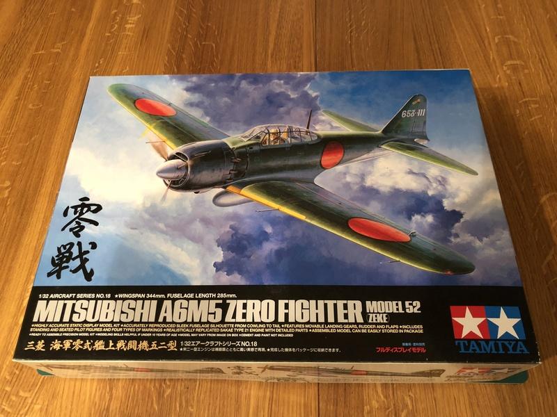Tamiya Mitsubishi A6M5 ZERO Mod 52 1/32 10310
