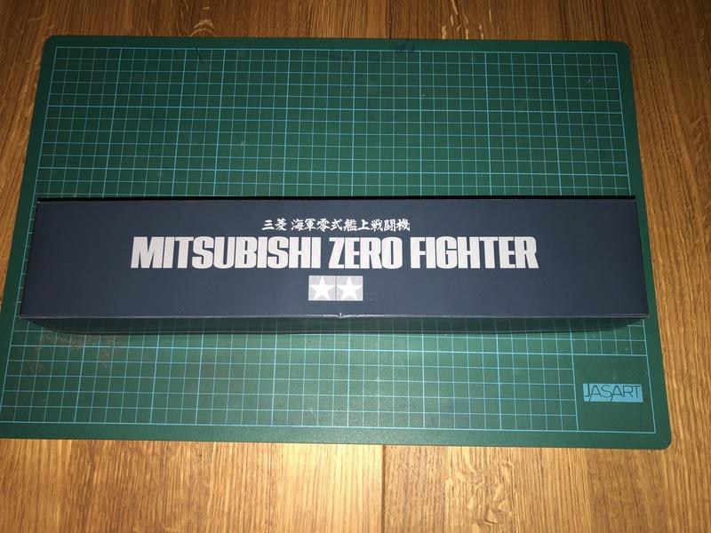 Tamiya Mitsubishi A6M5 ZERO Mod 52 1/32 11311