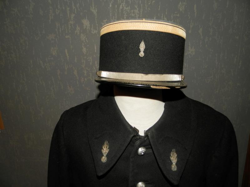 veste gendarmerie 1927 P1270310