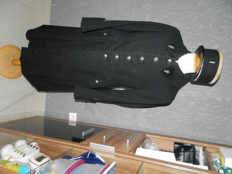 veste gendarmerie 1927 P1270315