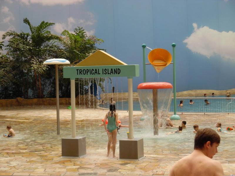 Тропический остров 113