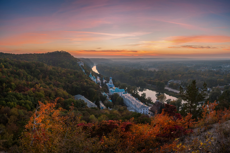 Самые красивые места Украины 313
