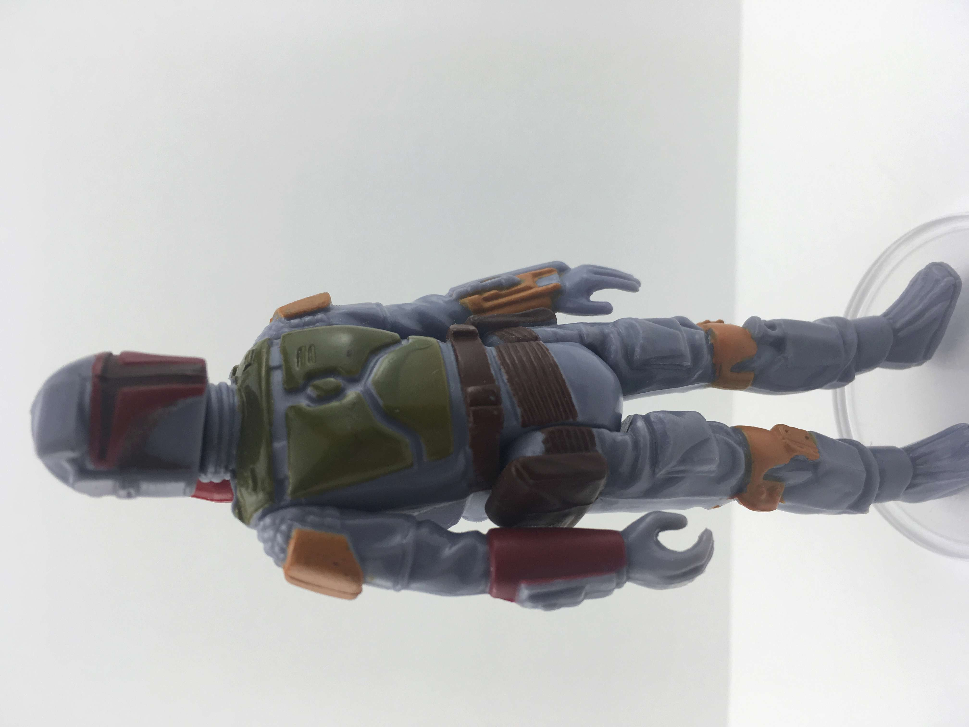 Boba Fett with paint brush marks  41002310