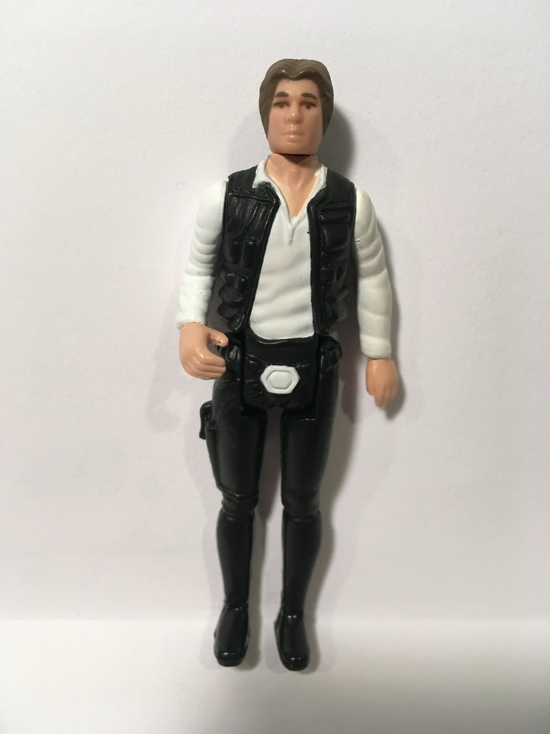 Han Solo Star Wars coo removed 765d7910