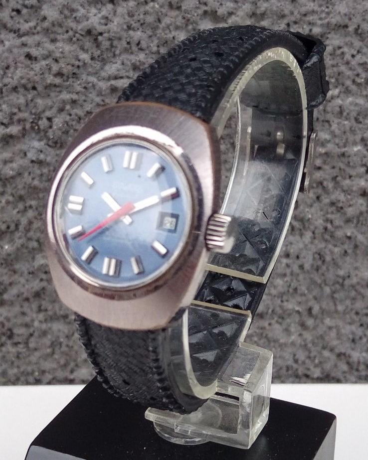 [Vendido] Duward Triumph Lady Automatic — (ETA 2551)  00010