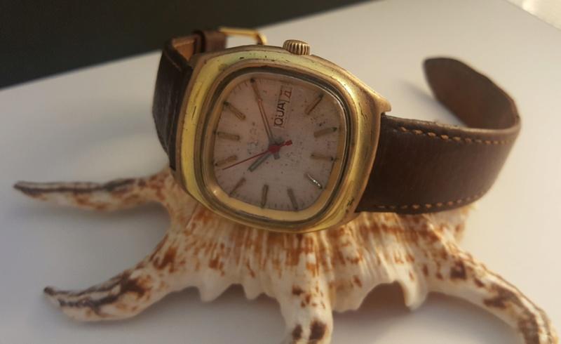 [Vendido On-Line] Relógio Vintage MAYO Automático - Day-Date - ETA 2789 : 25J - 100% Funcional mas p/ restauro 0714